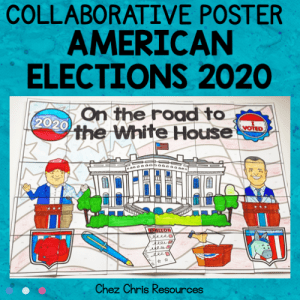 US Presidential Elections 2020 – A Collaborative Poster