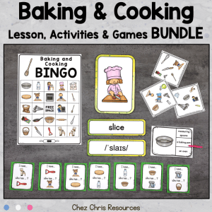 Baking and Cooking Bundle