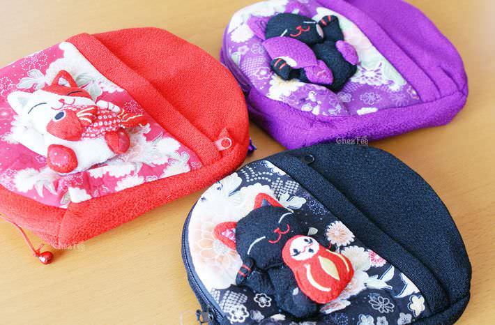 pochette-japonaise-maneki-neko-chat-kawaii-chez-fee-com-magasin-en-ligne-nord