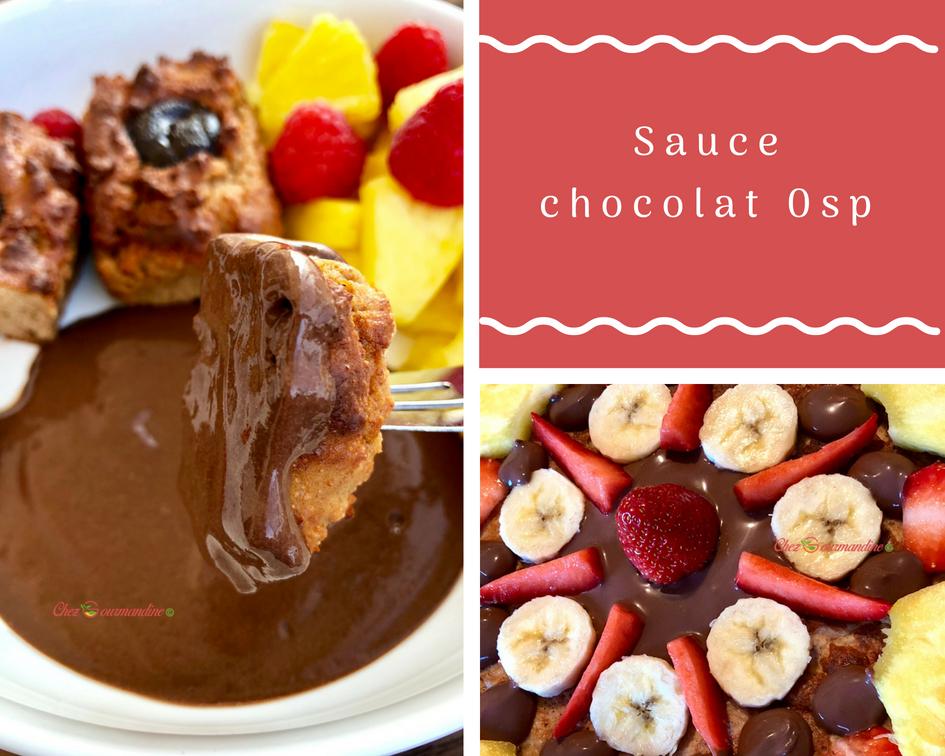 Sauce chocolat 0sp