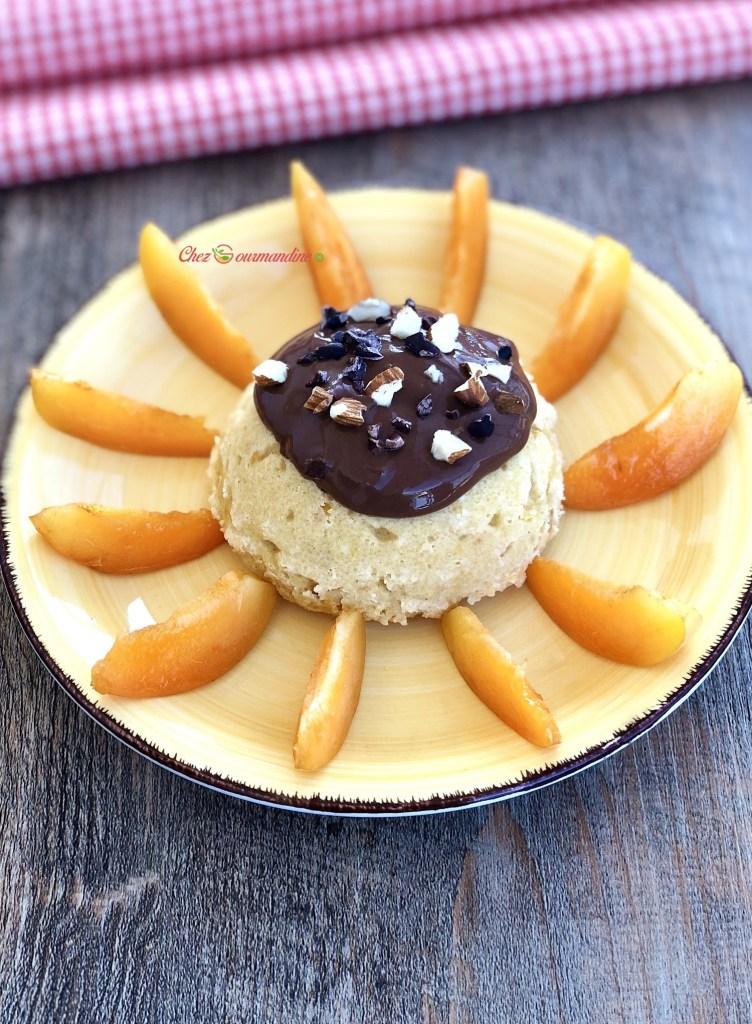 Bowlcake abricot amande