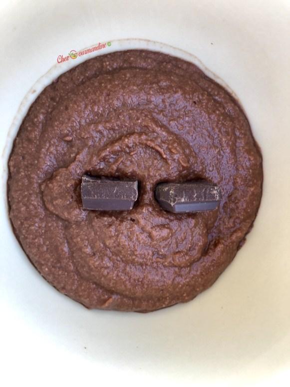 Bowlcake coeur coulant