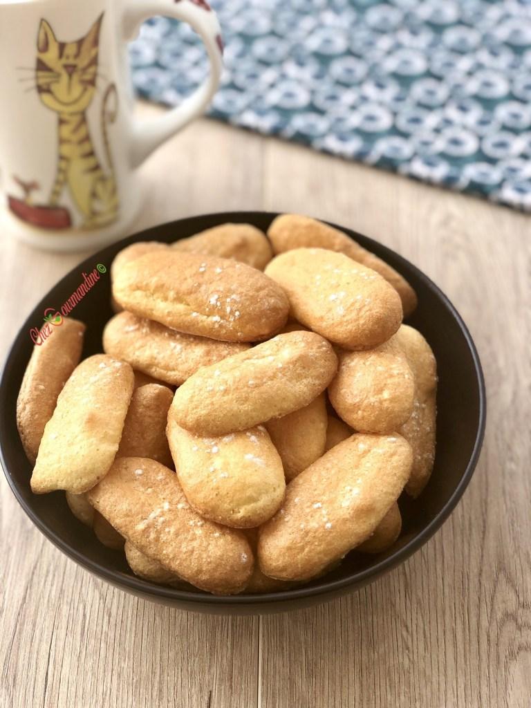 Biscuits à la cuillère légers
