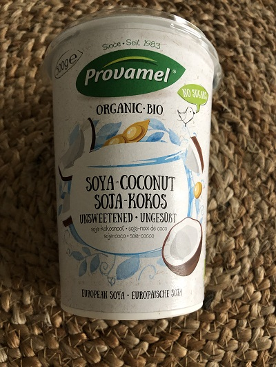 Soya coconut