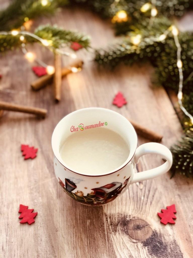 Chaï latte