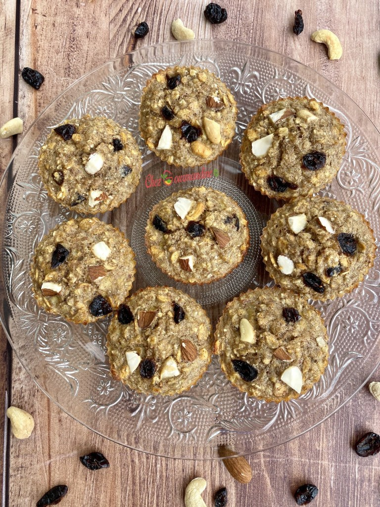 Muffins énergie