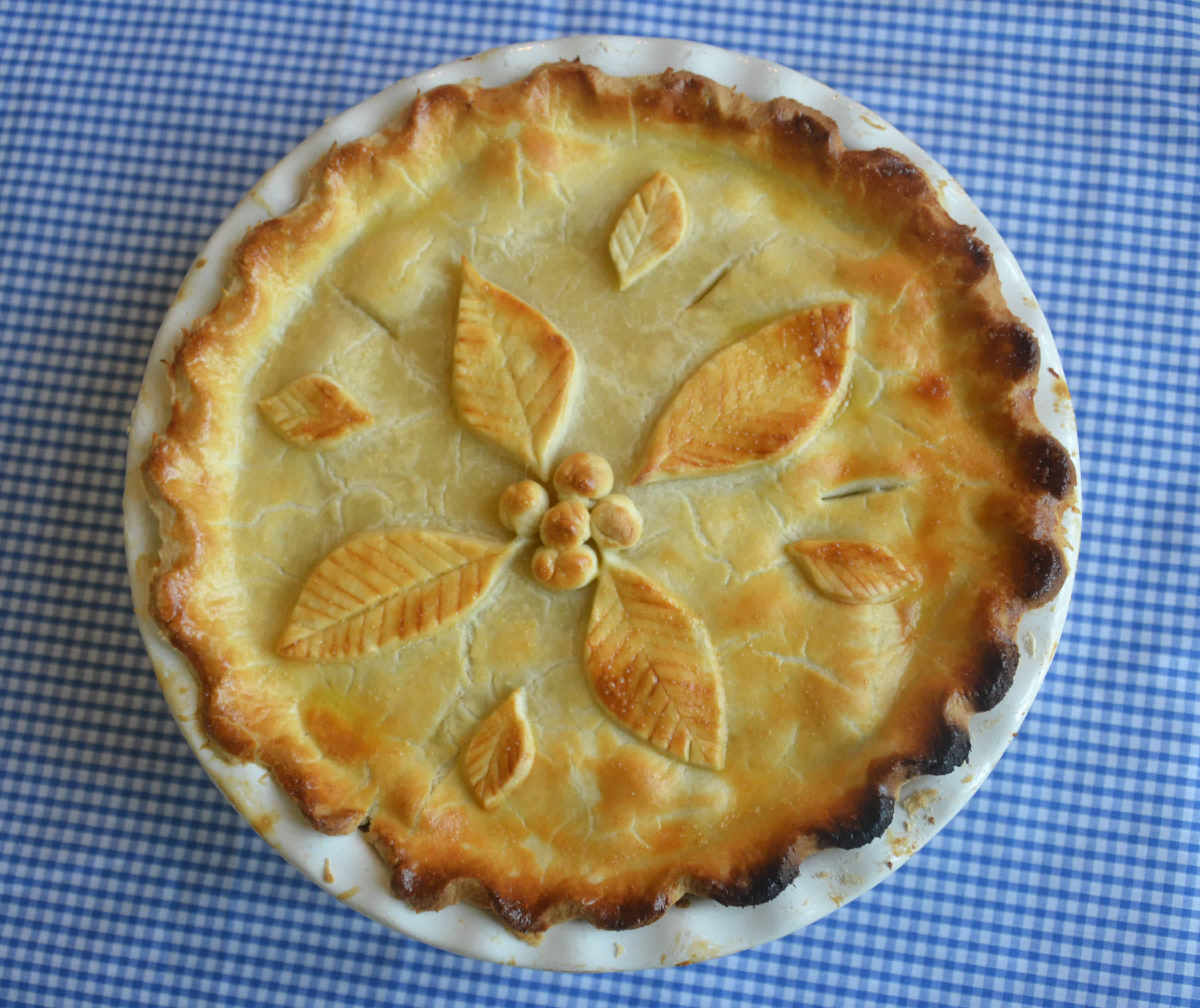 Steak and Kidney Pie with Shortcrust Pastry | Chez Le Rêve ...