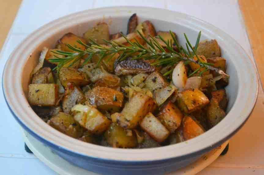 Quick Parmentier Potatoes (5)