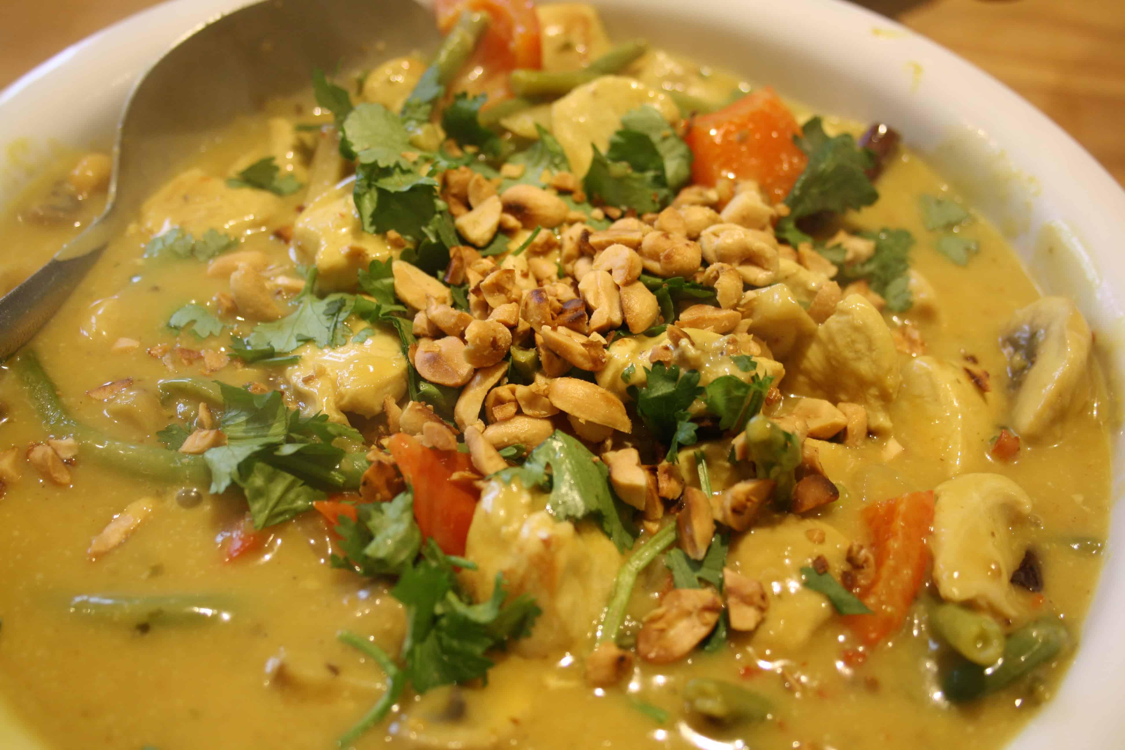 Massaman Duck Curry - Chez Le Rêve Français