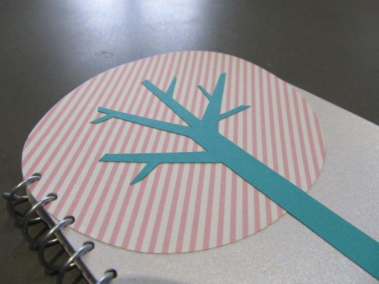 L'arbre à rayures
