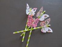 anniversaire deco papillon