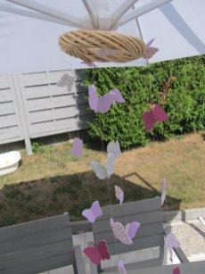 mobile papillon 2