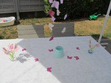 tabla anniversaire papillon