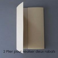 sac en papier pliage DIY