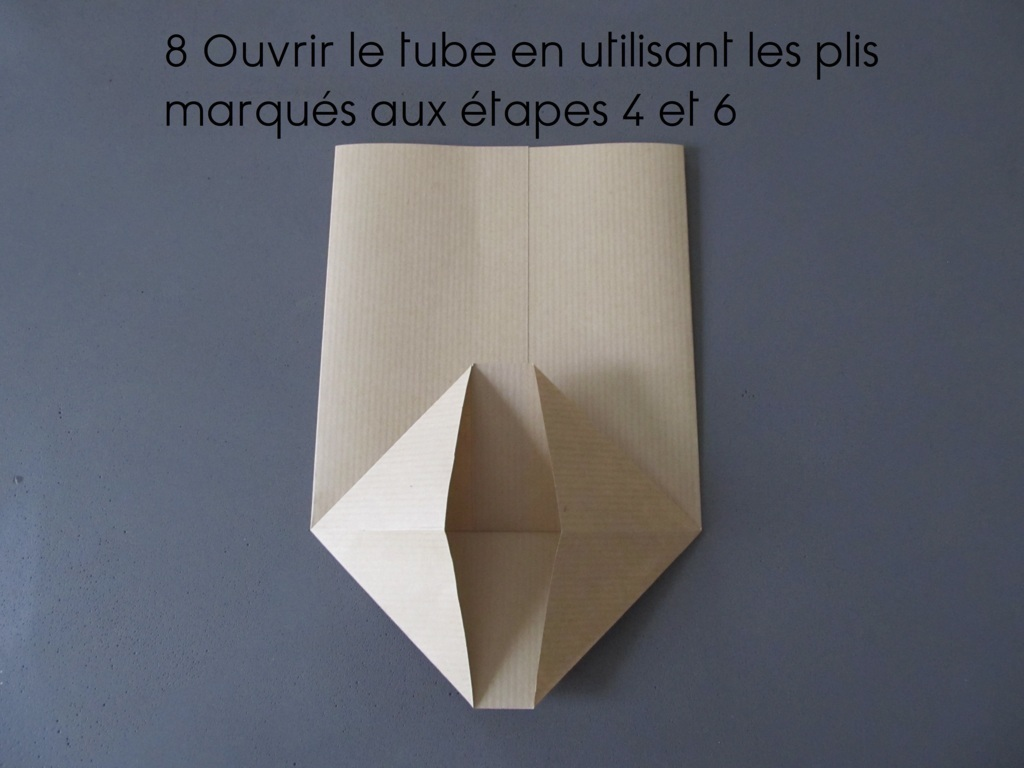 tuto sac en papier 8