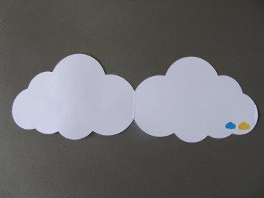 carte de félicitations nuage bleu et jaune (5)