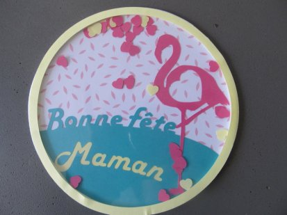 carte a secouer fete des meres flamingo (2)