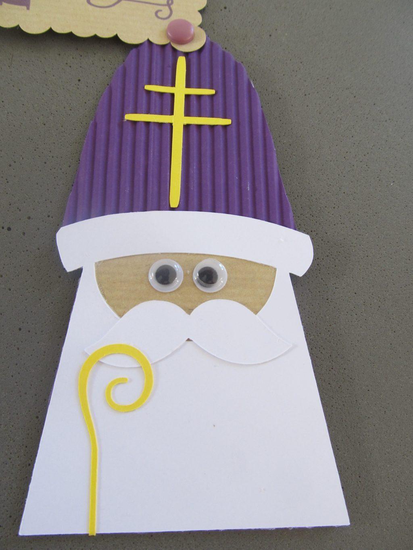 Saint Nicolas carton ondulé