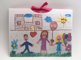 faire part mariage pochette dessin (2)