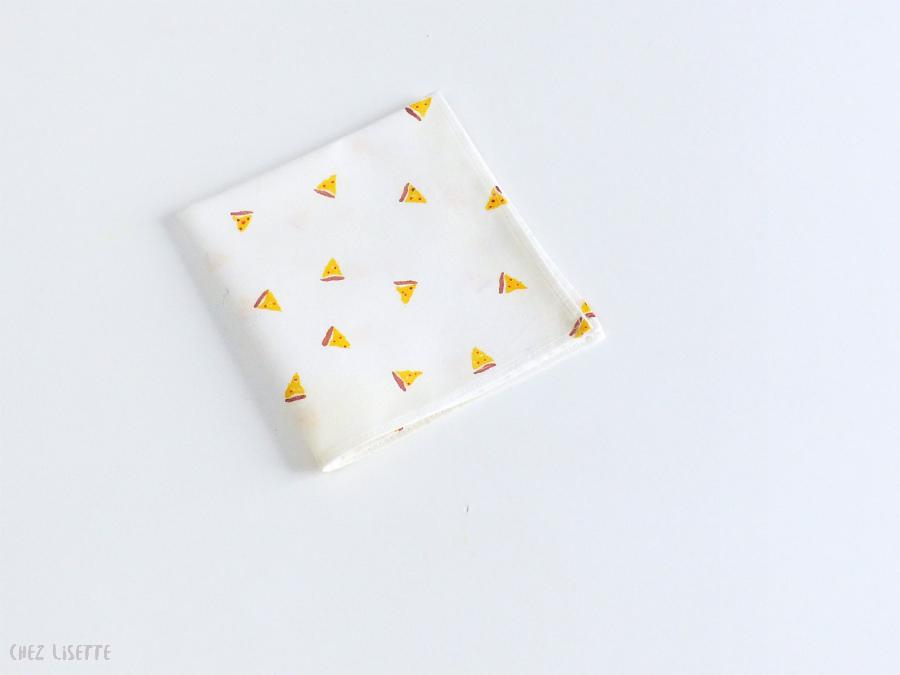 Chez Lisette DIY mouchoirs en tissu 13