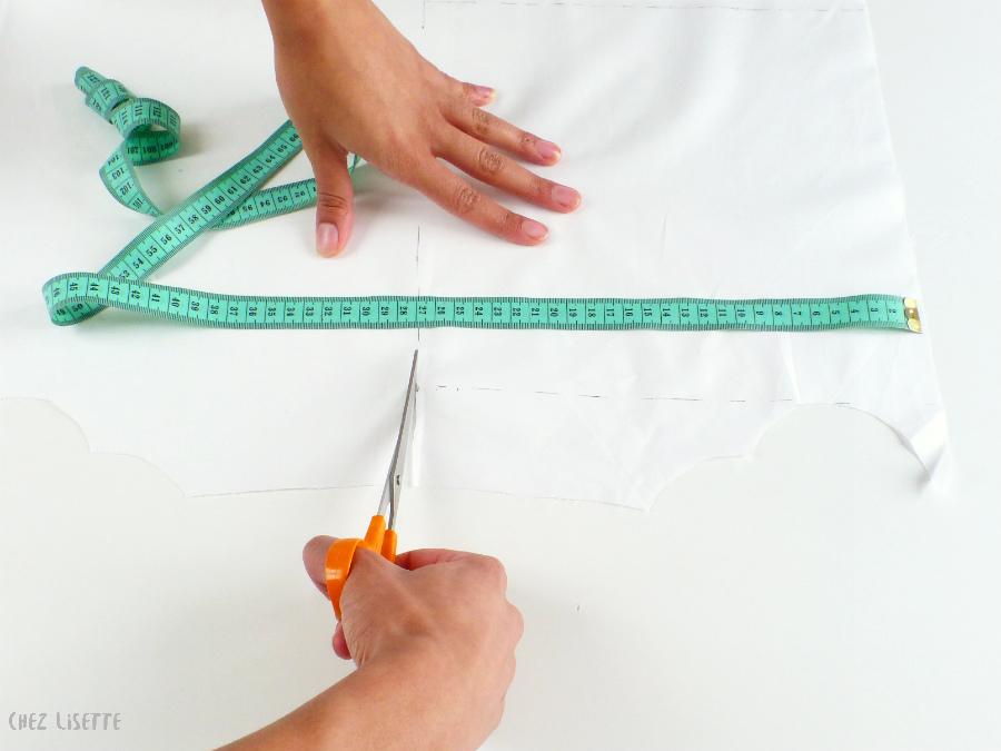 Chez Lisette DIY mouchoirs en tissu 2