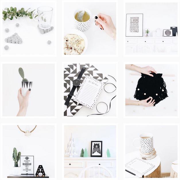 Set design I do it myself Instagram - Chez Lisette