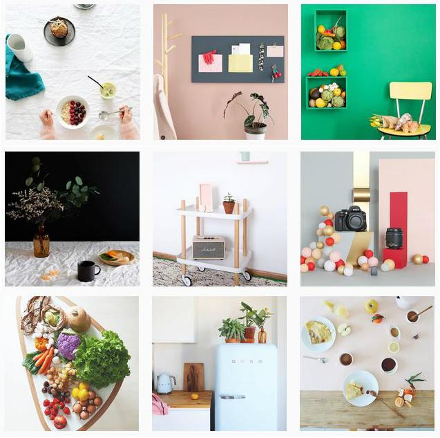 Set design Miss etc Instagram - Chez Lisette