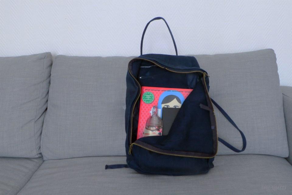 Chez Lisette sac à dos scandinave  2