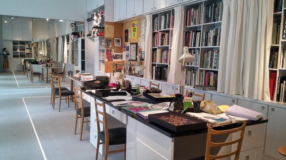 Visite Musée Yves Saint Laurent Chez Lisette 3