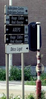 Direction ==> Rouge-Cloître