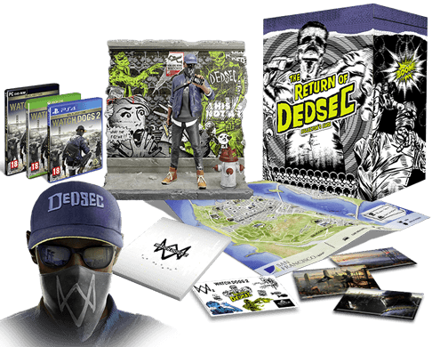 collector watch_dogs 2