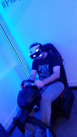 avis playstation VR