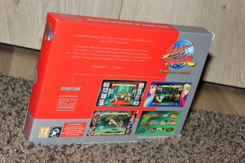 Street Fighter 30th Anniversary édition collector Pix'n Love