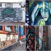 No More Innocent Blood   Santiago street art