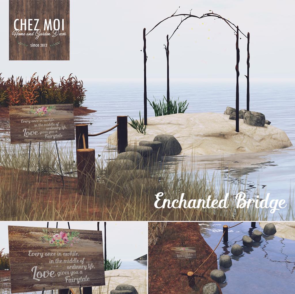 Enchanted Bridge 1 CHEZ MOI