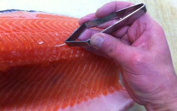 arete de saumon