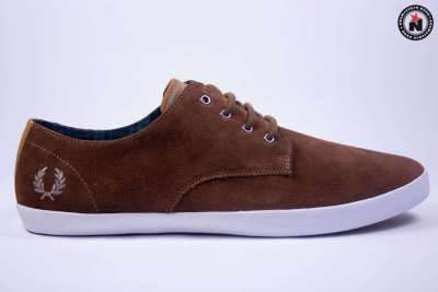 Fred Perry FOXX SUEDE