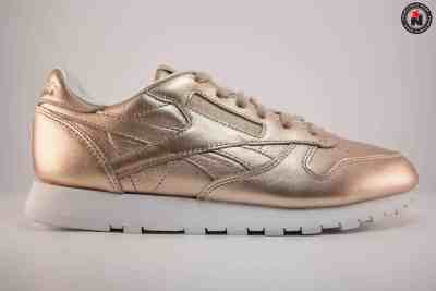 Reebok CL LTHR MELTED METAL