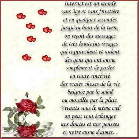 Textes Poemes Trouver Sur Le Net