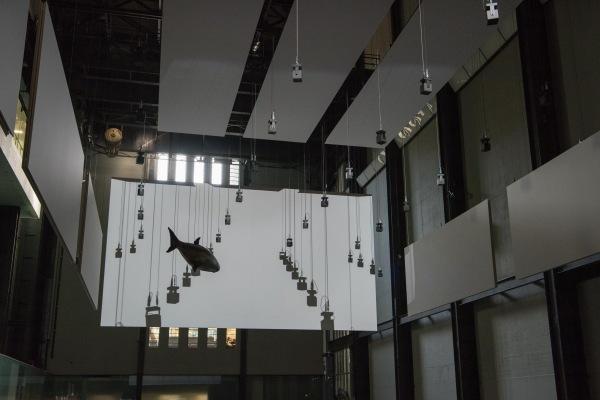 The image advertised on Tate's website
