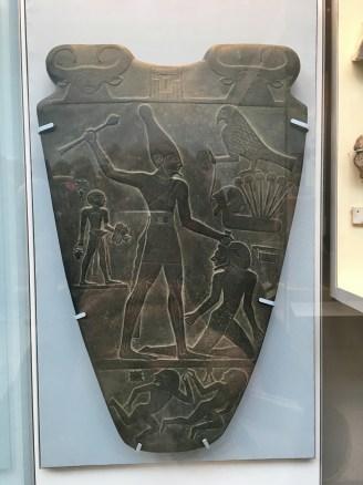 Palette of Narmer, Egypt