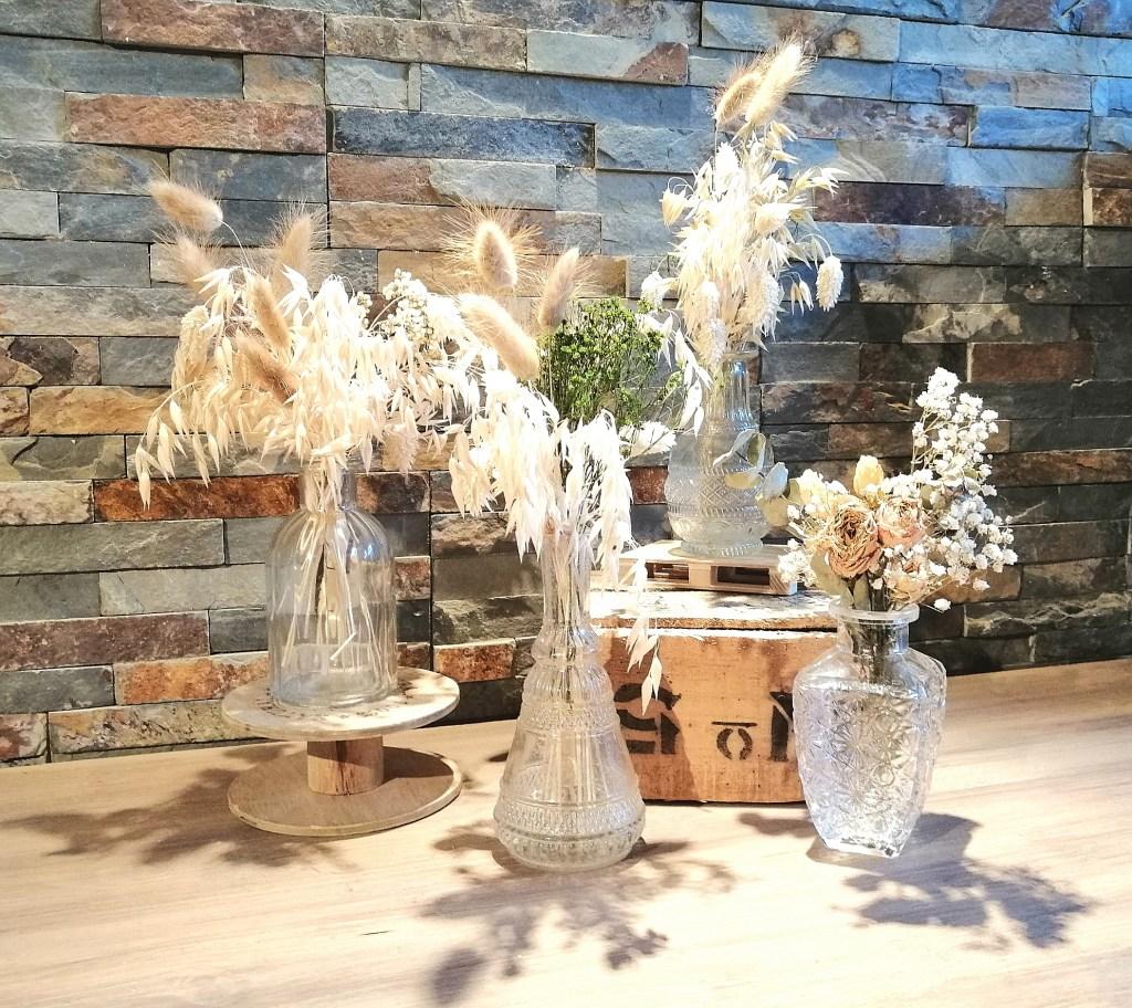 location vases dépareillés vintage Tours 37 indre et loire