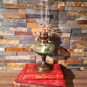 Grande lampe à pétrole Décorations vintage pour mariage événements Tours 37 indre et loire