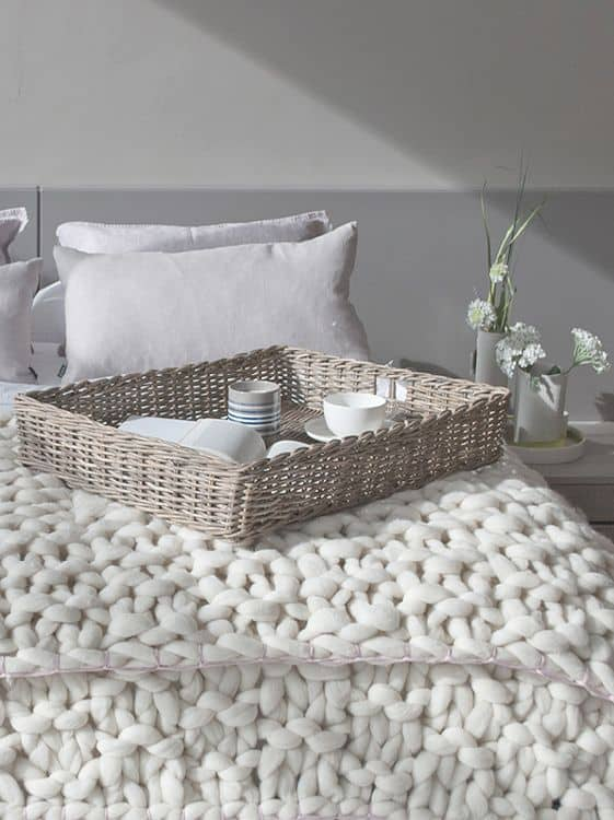 2 - Pinterest : une chambre cocooning pour l'hiver