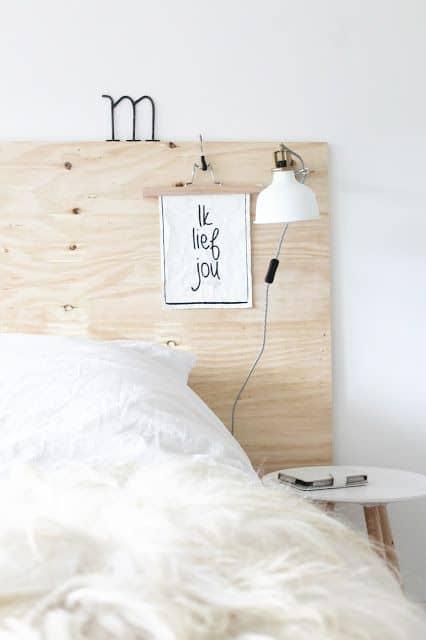 7 - Pinterest : une chambre cocooning pour l'hiver