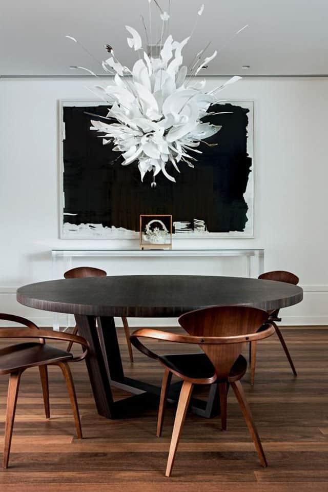 une salle a manger design - Comment bien réussir sa salle à manger