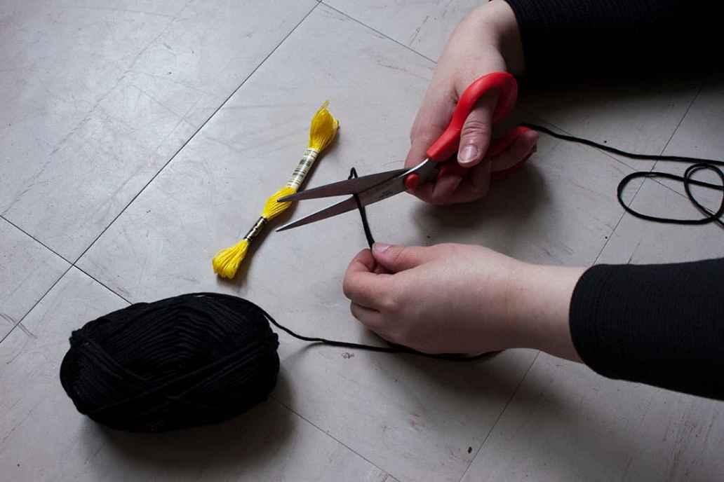 un macrame en fils - DIY : un macramé bohème très tendance