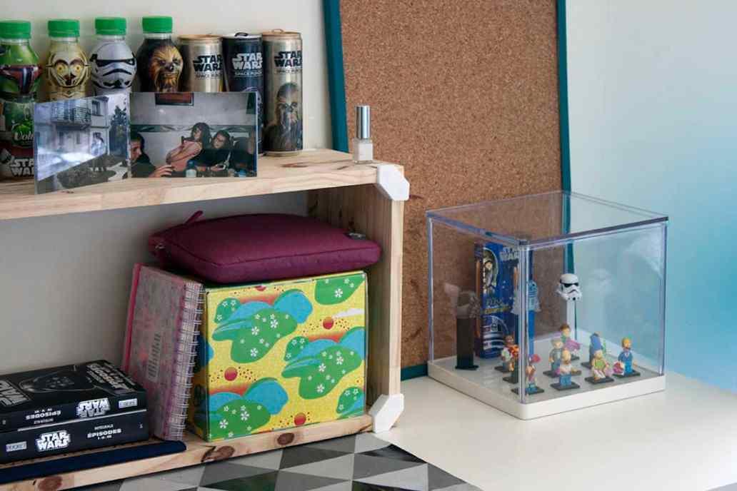 rangement fabriquer avec cubix pour organiser le bureau - Cubix : un outil pratique pour l'aménagement du bureau