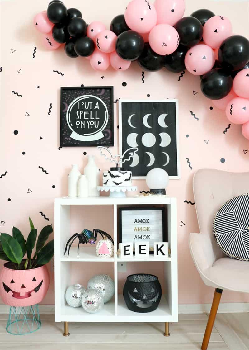 decoration halloween - 7 idées DIY pas chères pour Halloween