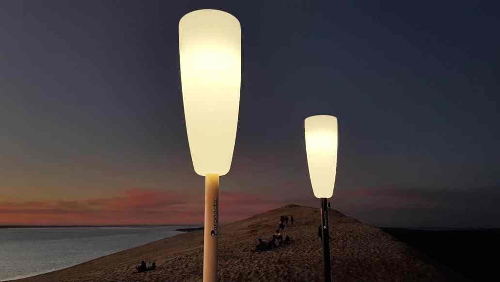 lampadaire paranocta page 2048x1152 - Paranocta, une marque de luminaire nomade